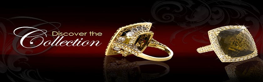 Gold Women's Ring Collection